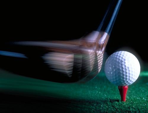Krótka lekcja fizyki w wersji golfowej