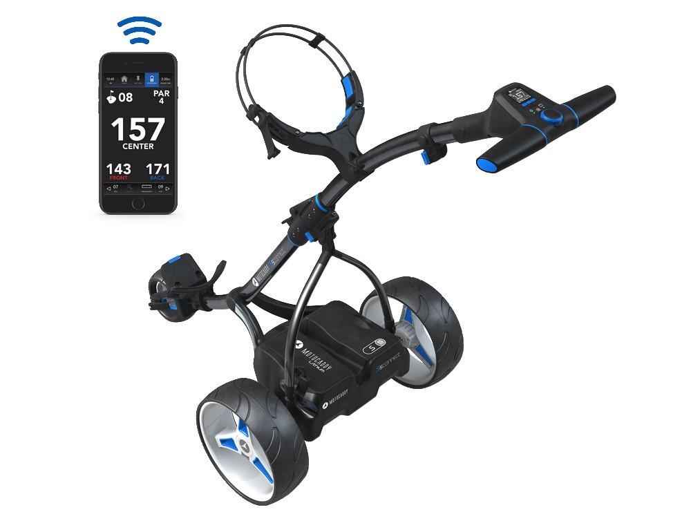 Smart Trolley – nowy produkt od Motocaddy