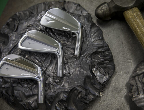 Mizuno MP-18 / Irons to touch your soul