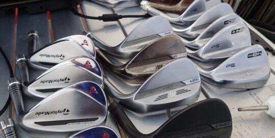 Jak dobrać wedge - kije golfowe