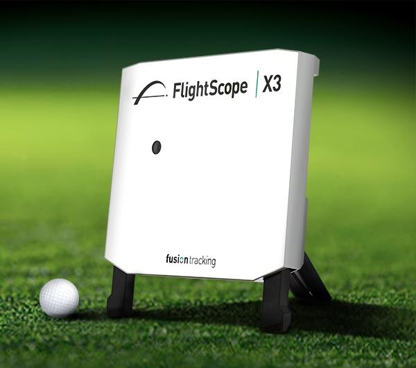 radar golfowy flightscope