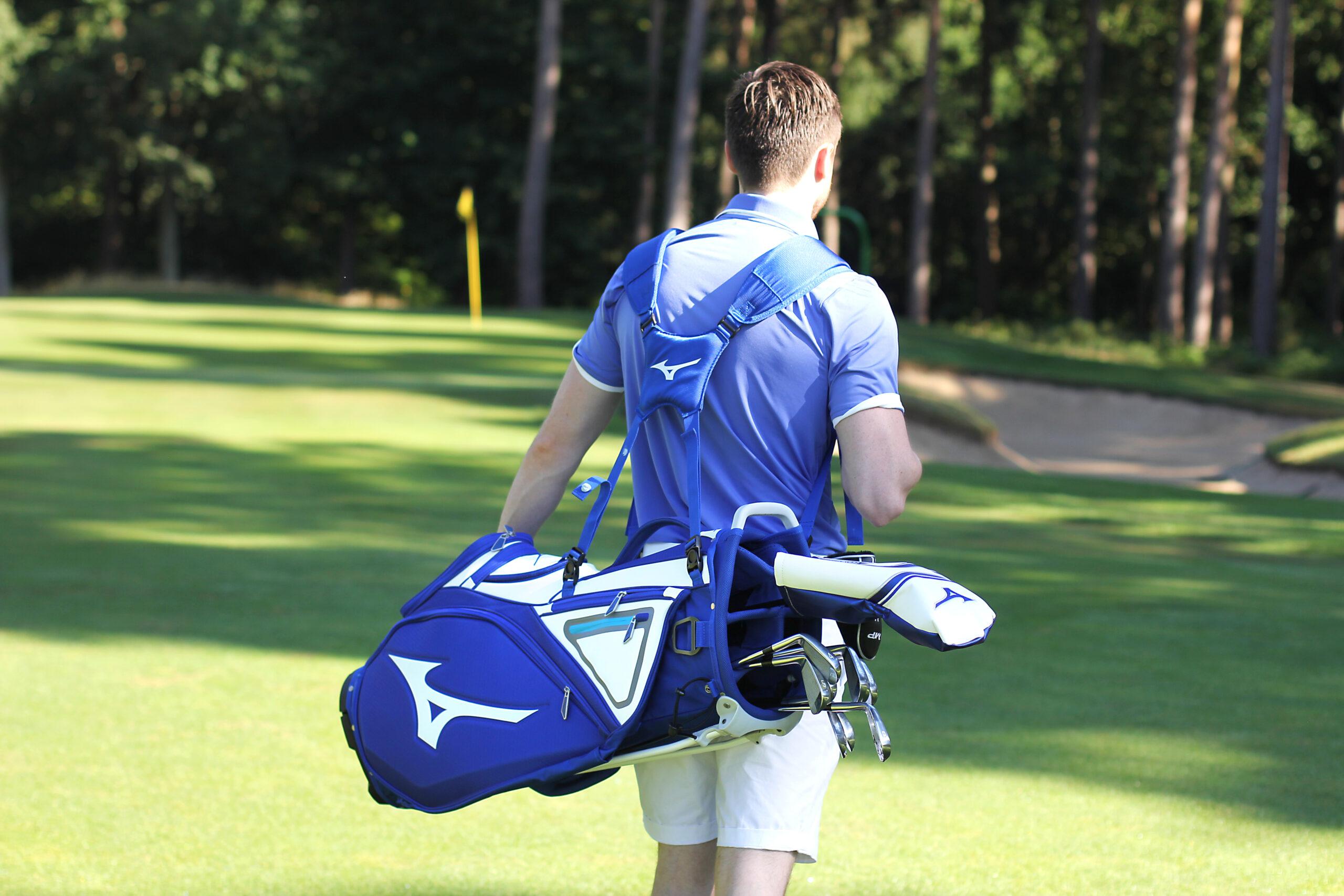 mizuno torby golfowe stand bag