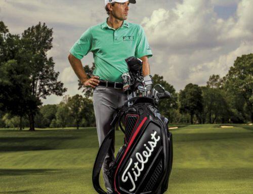 Co powinno znaleźć się w torbie golfisty?