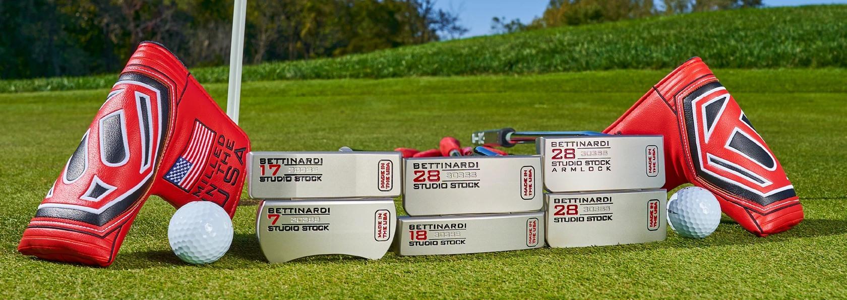 Jaki putter wybrać – blade czy malllet? Zalety i wady różnych konstrukcji tych typów kijów do golfa.