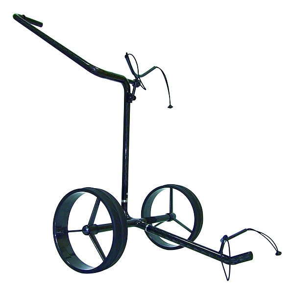 Tradycyjne wózki golfowe – lekkie i wytrzymałe wózki dwukołowe