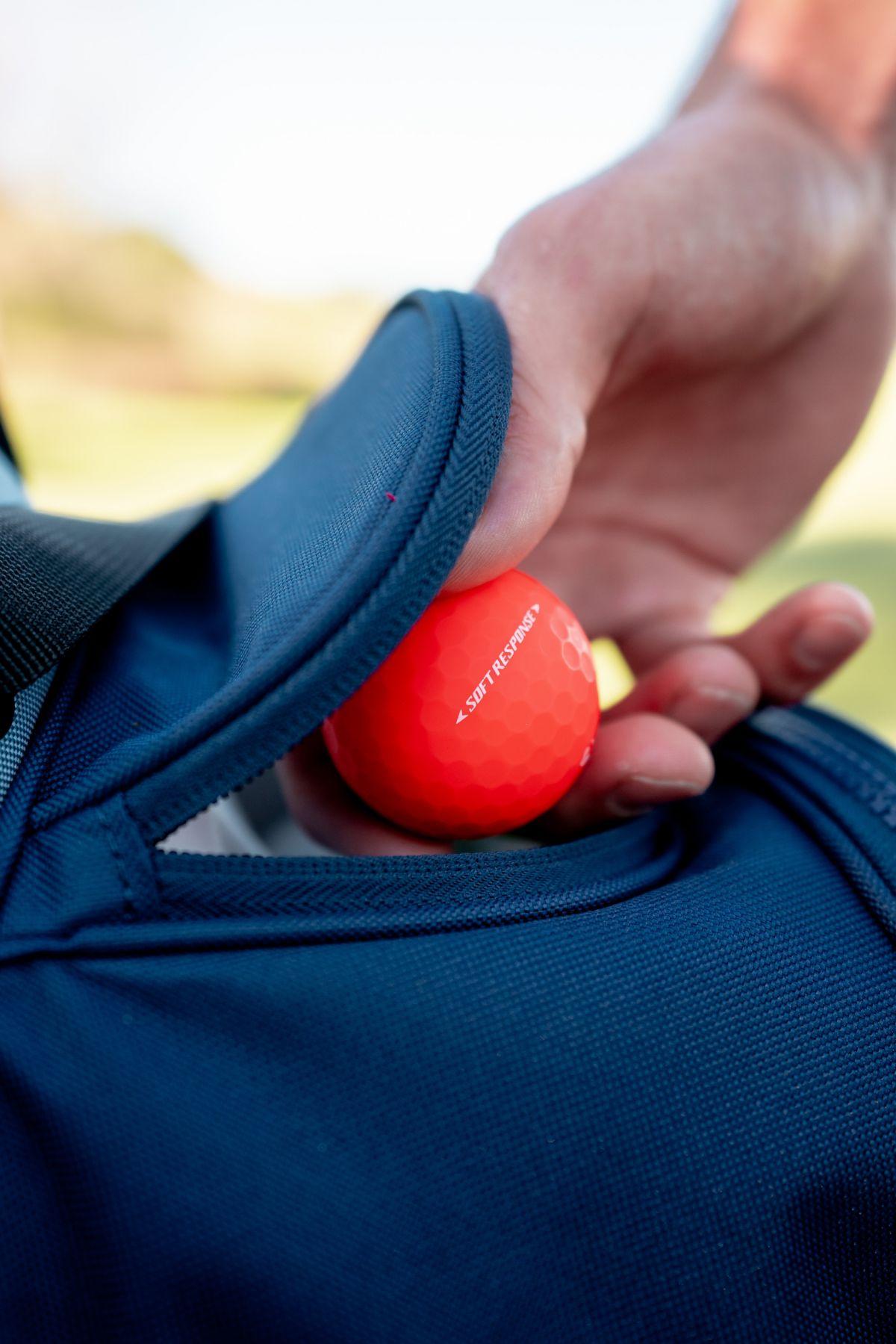Używane piłki golfowe – kategorie zużycia