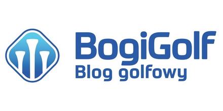 BogiGolf – blog o sprzęcie golfowym Logo