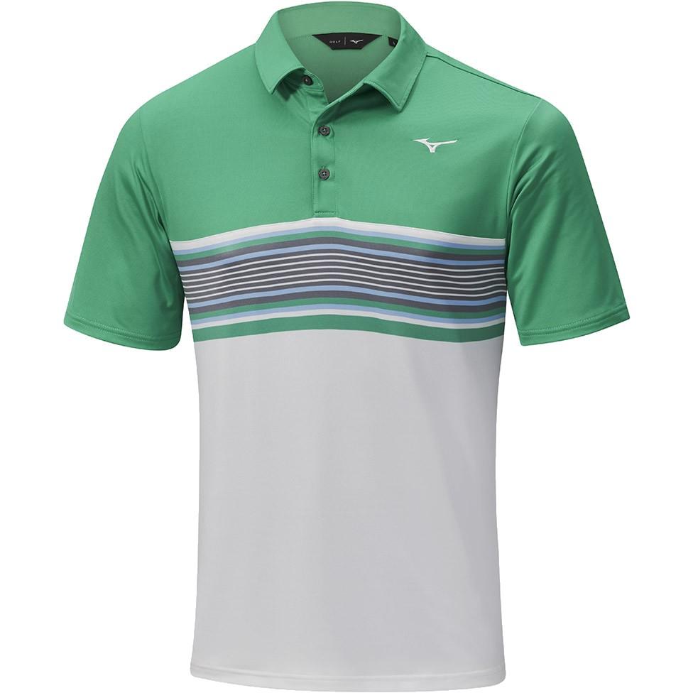 Kultowe koszulki polo, spodnie z paskiem i nakrycia głowy, czyli golfowy must have