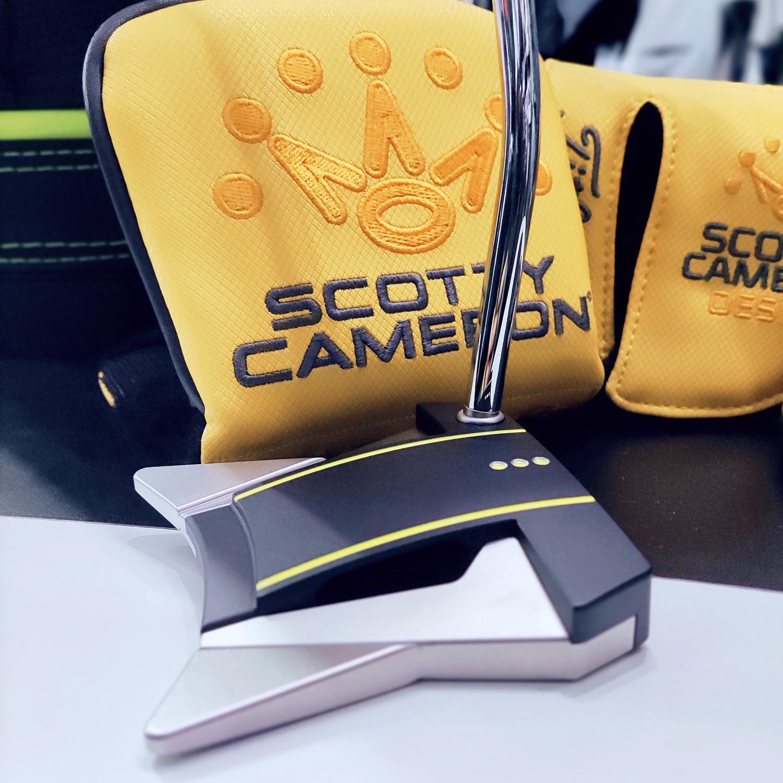 scotty cameron putter test kijów golfowych