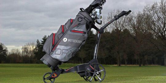 Wózek golfowy Motocaddy jak używać
