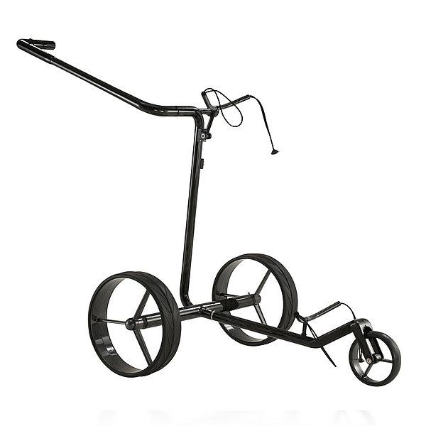 ekskluzywny wózek golfowy elektryczny jucad carbon