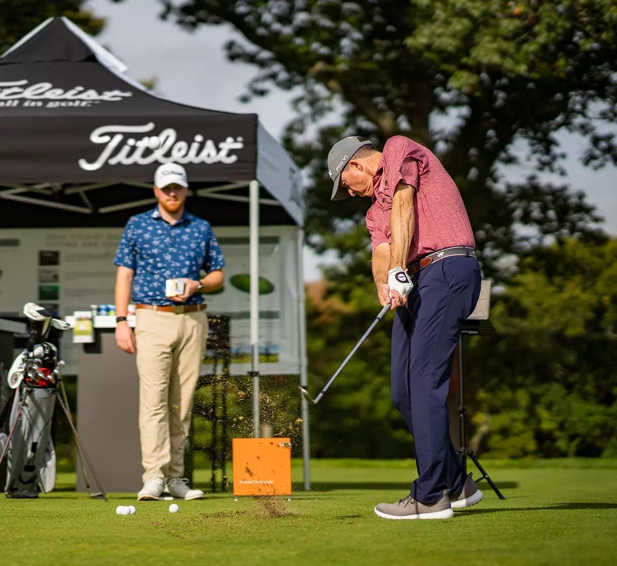 Dobór piłek golfowych do techniki zawodnika