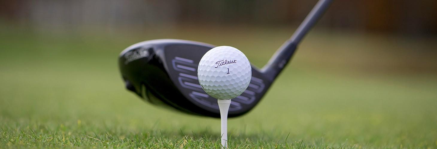Fitting piłek golfowych do drivera