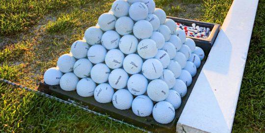 Fitting piłek golfowych Titleist