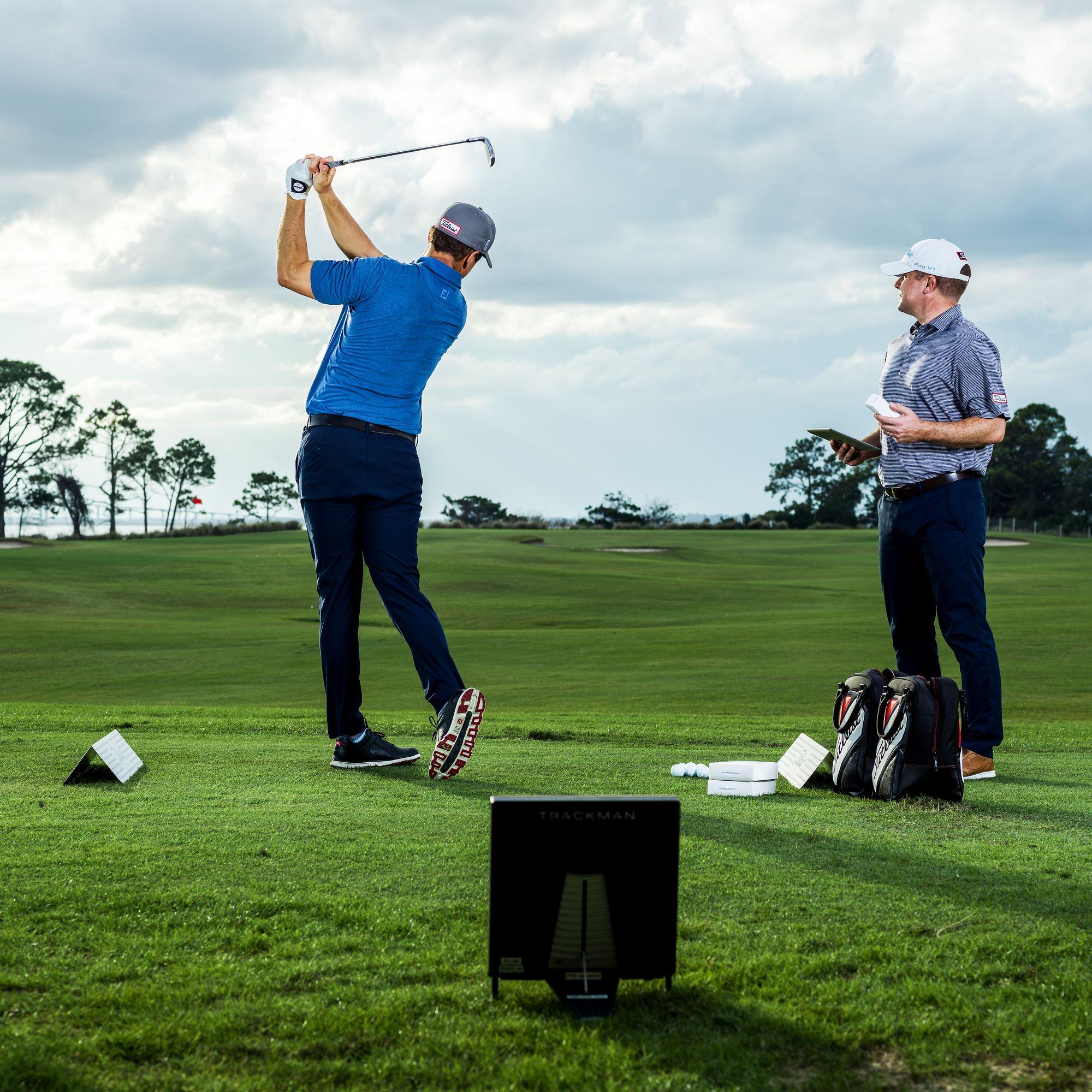 Podsumowanie fittingu piłek golfowych
