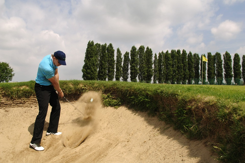 gdzie zacząć grać w golfa