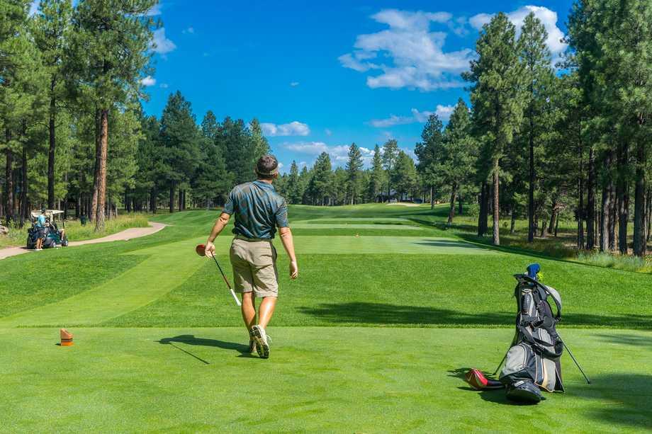 gdzie grać w golfa
