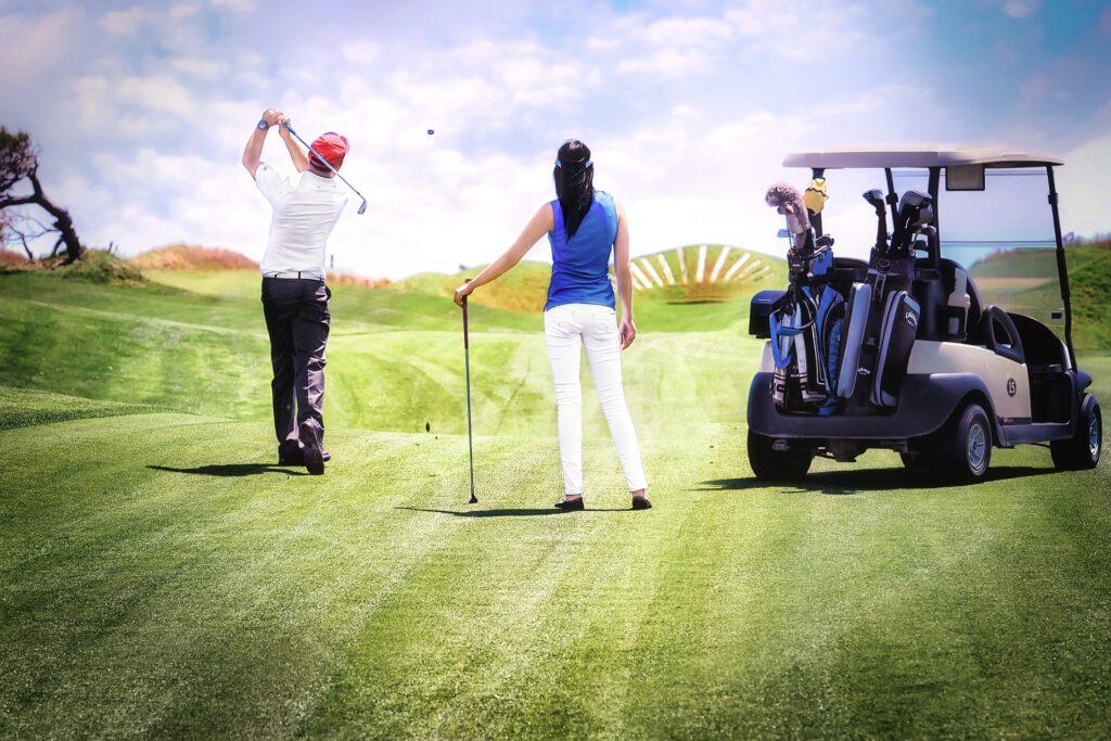 gra w golfa gdzie grać