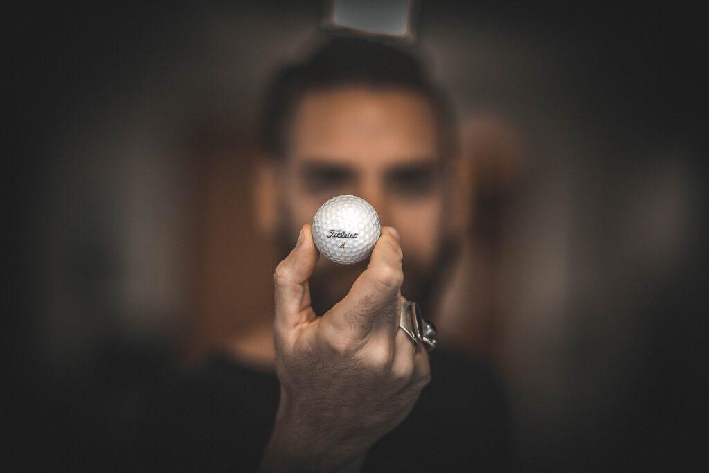 jak zacząć grać w golfa