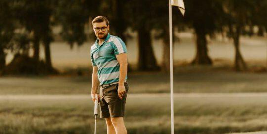 jak zacząć grać w golfa pierwsza wizyta na polu golfowym