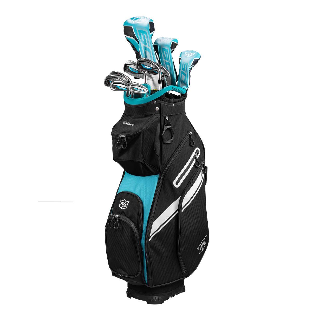 zestaw golfowy damski wilson czy będzie odpowiedni dla początkującej golfistki