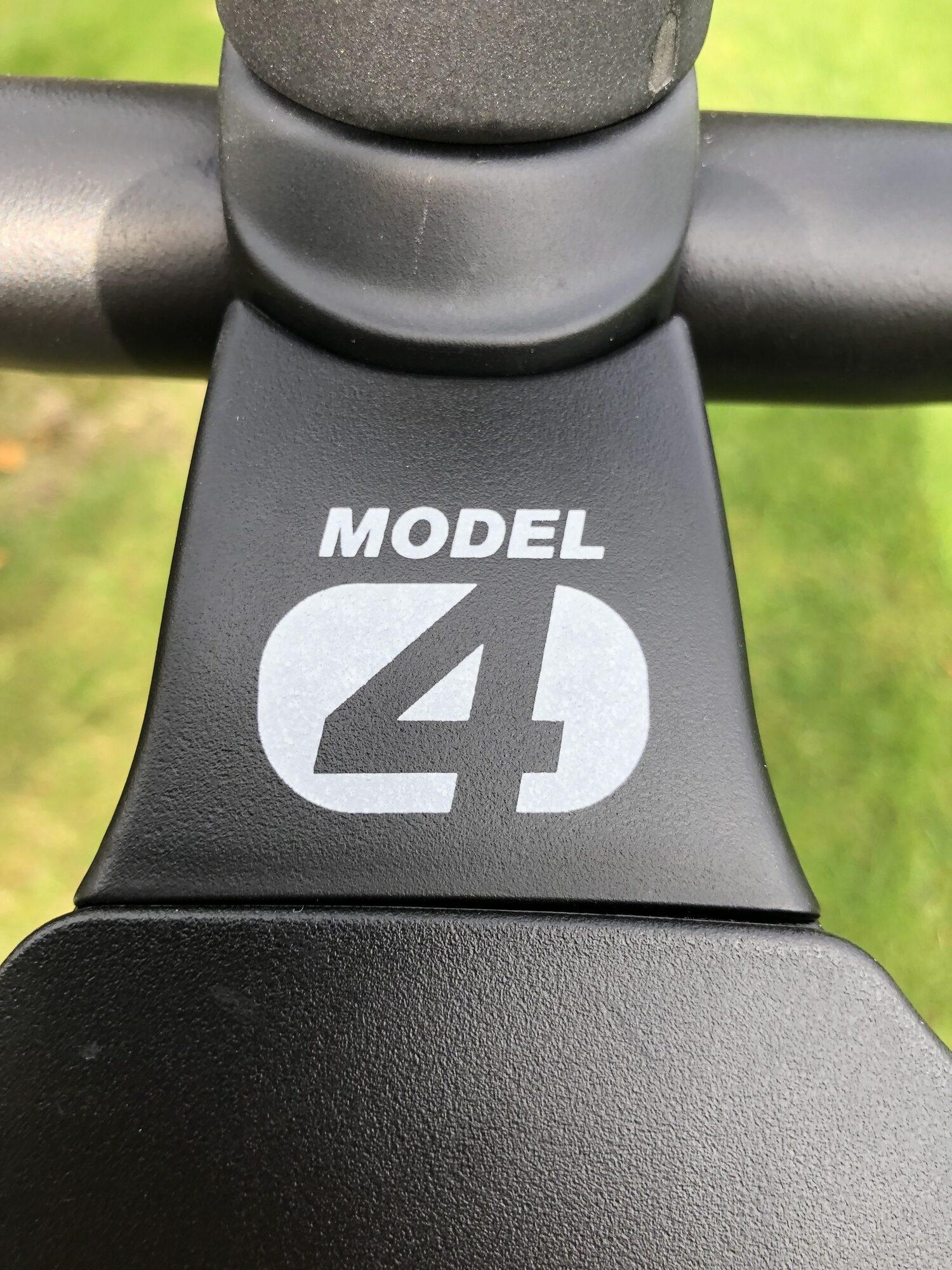 clicgear wózek golfowy model 4