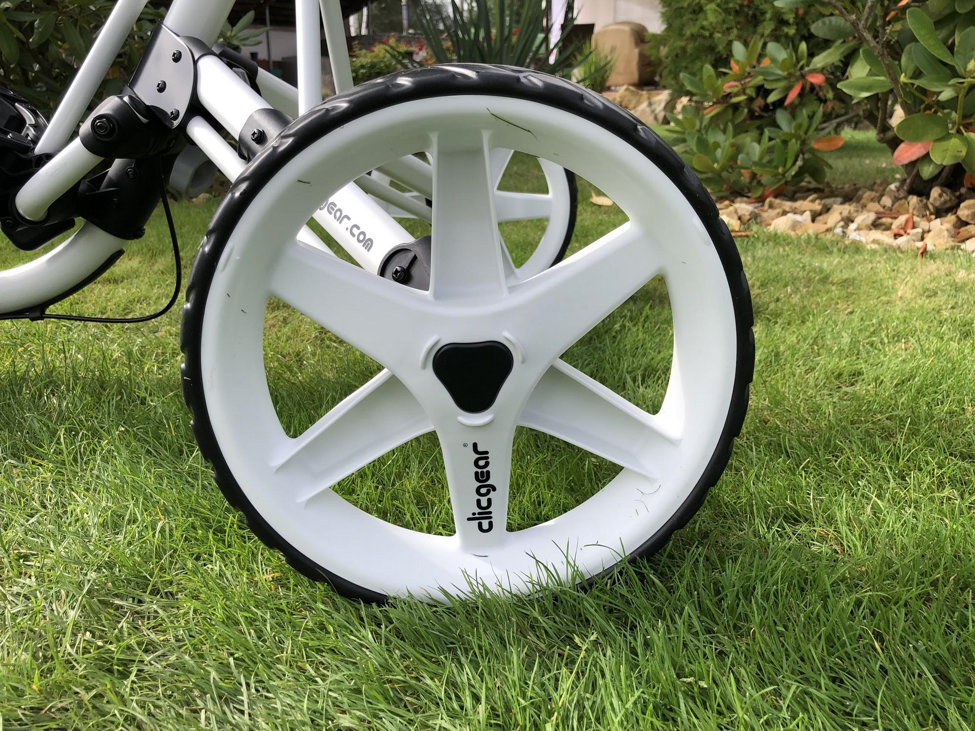 koło wózka golfowego clicgear