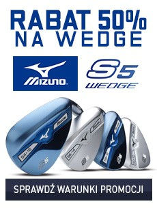 50% Discount on Mizuno S5 Wedge