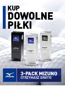 Mizuno Balls Trial Packs