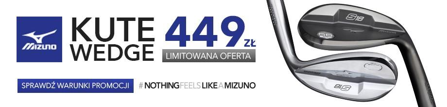 Mizuno S18 Wedge