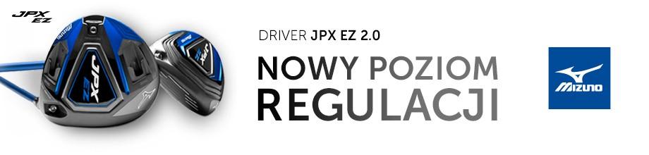 Mizuno JPX EZ 2.0