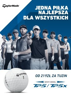 piłki golfowe taylormade tp5