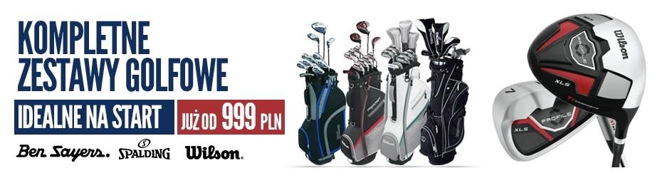 Kompletne zestawy golfowe