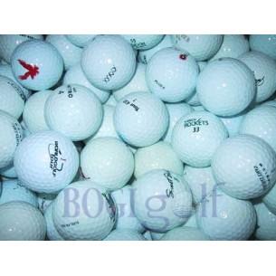 100x UK Lake Balls mix B