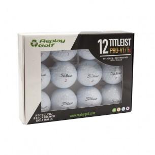 Piłki golfowe Titleist ProV1 12-pack A/B