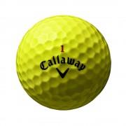 25x Callaway mix żółtych A/B