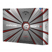 Callaway Chrome Soft X 12pack
