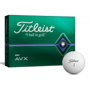 Titleist AVX 12pack piłki golfowe