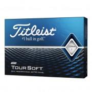 Titleist Tour Soft 12-pack piłki golfowe