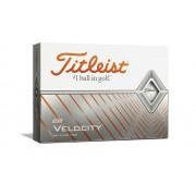 Titleist Velocity 12-pack piłki golfowe