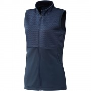 Adidas COLD.RDY Ladies Vest navy kamizelka golfowa ocieplana