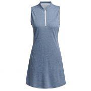 Adidas Primegreen Heat Dress blue sukienka golfowa