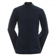 Adidas Provisional Rain Jacket navy golfowa kurtka przeciwdeszczowa