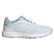 Adidas S2G Ladies white/blue buty golfowe