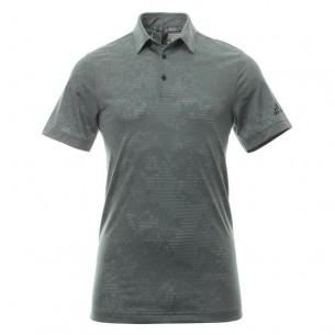 Adidas Ultimate 365 Camo Polo green koszulka golfowa