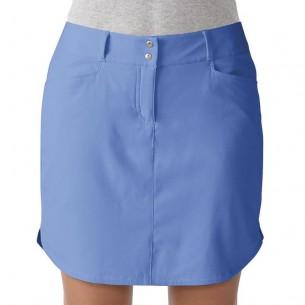 Adidas Essentials 3-Stripes blue spódniczka