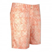 Adidas 7-Inch Printed Shorts orange spodenki golfowe