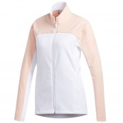 Adidas Go To Full Zip Jacket white bluza damska