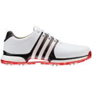 Adidas Tour360 XT white/black/red buty golfowe