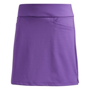 Adidas Soft Jersey Stretch Ladies Skort purple spódniczka